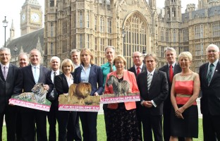 ADI, Peter Tatchell and supportive MPs join Jim Fitzpatrick MP at launch of circus bill
